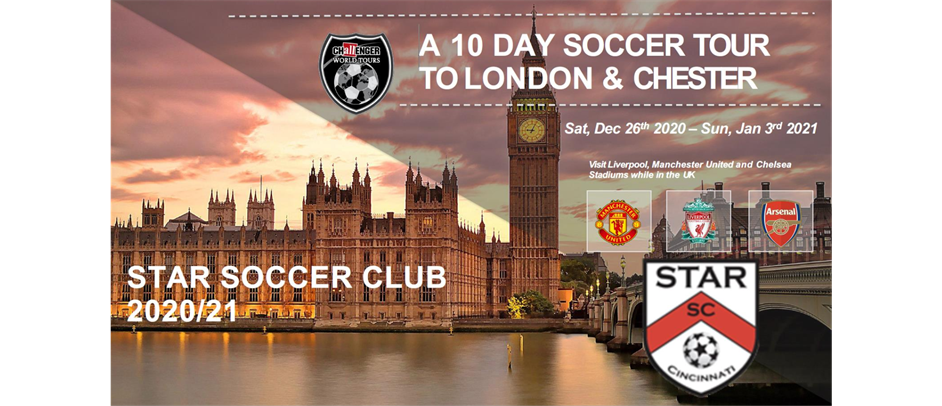 STAR SC Tour to the UK