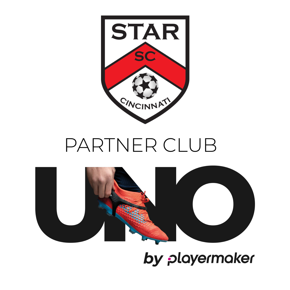 STAR SC and Playermaker UNO Partnership